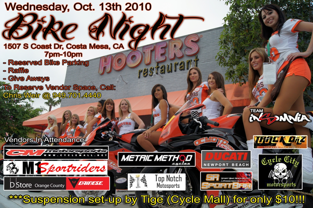 Bikes Costa Mesa Flyer is under construction